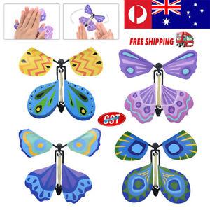10~100x Gift Magic Flying Butterfly Toy Anniversary Greeting Birthday Wedding