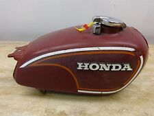 1972 Honda CL350 CL 350 H1412' gas fuel petrol tank cell