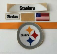 Pittsburg Steelers( 2017  F/S-Football Helmet DECALS/  (PRIVATE AUCTION)