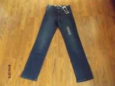 Levi's Jeans Size: 28(6) X 32 Slimming Straight Leg fit NEW WITH TAGS!