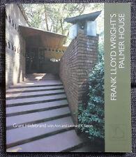 Frank Lloyd Wright's Palmer House (F. Lloyd Wright, Usonian, Mid-Century Modern)