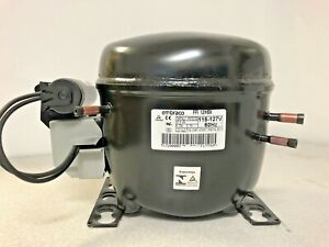 NEW EMBRACO FFI12HBX 1/3 + hp Compressor - 115V  R134A  AEA4448YXA Replacement