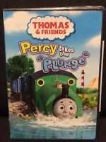 Thomas and Friends Percy Takes the Plunge DVD NEW