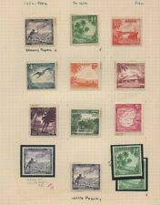 Stamps Nauru small collection unused