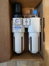 SHAKO NUFRL 02  Air - Filter - Regulator - Lubricator