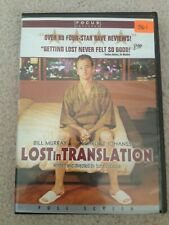 Lost In Translation B. Murray S. Johansson by S. Coppola [Dvd-Full Screen]