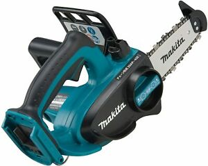 Makita 14.4V Cordless Electric Chainsaw 115mm UC121DZ Body Only
