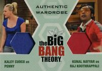 Big Bang Theory Seasons 6 & 7 Dual Wardrobe Card DW4