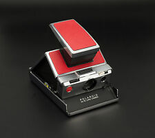 Polaroid SX-70 Land Camera Replacement Cover - Laser Cut Recycled Leather