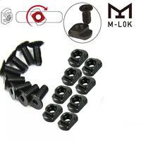 M-Lok Replacement Screws mlok Rail T Nut Replacement 8 Screws Set