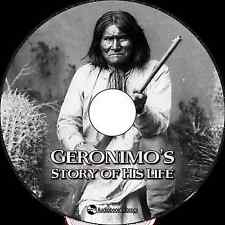 Geronimo's Story of his Life - MP3CD in paper sleeve