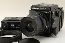 【Mint】 Mamiya RZ 67 Pro II Body w/ 90mm f/3.5 W, 120 Film Back x2 From JP #118