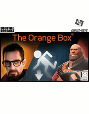 The Orange Box Half Life 2 + Ep 1+2 + Portal Steam Key Pc Global