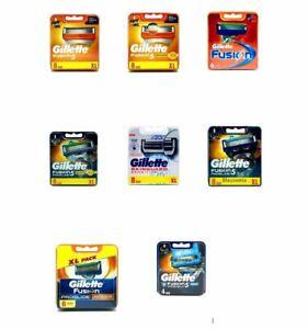 Gillette Fusion5 ProGlide Power Auswahl Klingen im Blister 4 8