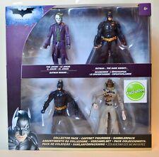 Mattel Batman The Dark Knight Movie Masters - Collectors 4 Pack Exclusive 2012