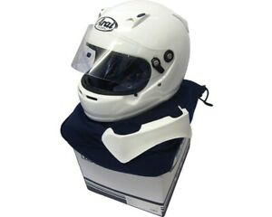 Arai CK-6 Racing Helmet CMR XS X-Small with FREE SPOILER UK KART STORE