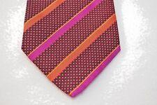 ETRO Designer SEIDEN Krawatte corbata TIE Tuch NEU 123€ NEW 100% SEIDE SILK