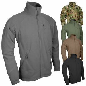 Viper Tactical Special Ops Police Security Military Army Hiking Fleece Jacket