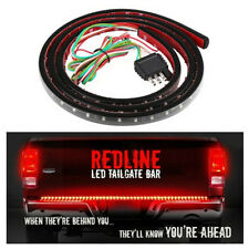 Truck LED Strip Tailgate TailLight Reverse Brake Turn Signal Light For Car EV