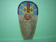 FIGURINE   BEBE   INDIEN  2   VROOM   A   PEINDRE  UNPAINTED   INDIAN   BABY