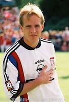 Mario Basler Bayern München 1999-00 seltenes Foto