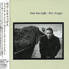 Fade Into Light by Boz Scaggs (CD, Nov-1996, Virgin / Japan) VG w obi