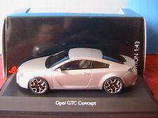 OPEL GTC CONCEPT GRIS METAL SCHUCO 07259 1/43 GREY MET