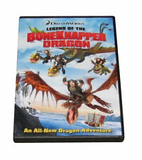 LEGEND OF THE BONEKNAPPER DRAGON DVD How to Train Your Dragon Spin-Off NEW