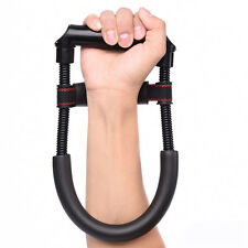 Wrist Hand Forearm Gripper Grip Exerciser Device Strength Fitness Gym Training