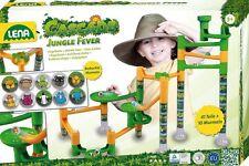 Lena 65206 - Cascade Jungle Fever Murmelbahn Kugelbahn