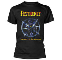 Pestilence Testimony Of The Ancients Sphere Shirt S-XXL Death Metal T-Shirt Ofcl