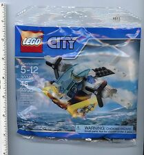 LEGO Prison Island Helicopter polybag 30346 NEW SEALED City