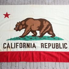 Vintage California Republic Bear State Flag 4 x 6 Paramount San Francisco