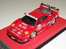1/43 AB Models Ferrari F40 GTE 1996 BPR Suzuka #29 Angelelli Lmtd 100