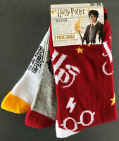 3 Paar Harry Potter Kinder Socken Hogwarts Damen Jungen Mädchen Strümpfe 23-38