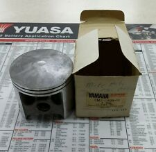 YAMAHA DT400 1977-1978 4TH OVER PISTON O.S. 86MM NEW OLD STOCK DT 400