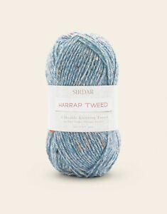 Sirdar Harrap Tweed DK Shade 115 Ingleborough x 50g