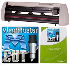 "28"" SC Vinyl Cutter w/VinylMaster Design/Cut, Laser Contour Cutting - USCutter"