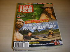 TELE POCHE 2263 22.06.2009 ZAZIE TRANSFORMERS FORT BOYARD La CARTE aux TRESORS