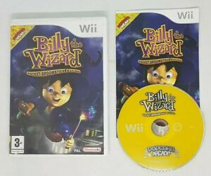 Billy the Wizard (Wii) VGC FAST FREE UK POST