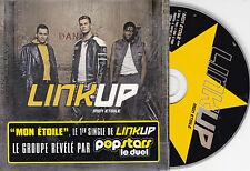 CD CARDSLEEVE LINK UP M. POKORA MON ETOILE 2T DE 2003