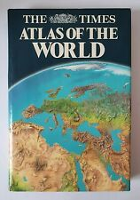 The Times + Bartholomew Vintage Atlas of the World Large Hardback (1990)