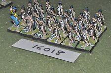 25mm medieval / vietnam - crossbowmen 24 figs - inf (16018)