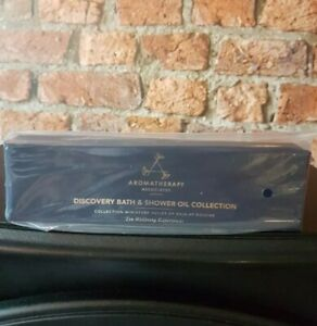 Aromatherapy Associates Bath And Shower Oil Collection  BRAND NEW...
