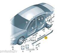 Audi S6 4G C7 15-18 OE sideskirts side skirts sideskirt skirt s 6 S-Line A6 RS6