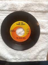 """45 """"Do You Wanna Dance?/Please Let Me Wonder""""-The Beach Boys-#5372"""
