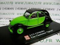 CEN18G voiture 1/43 ELIGOR Autoplus CITROËN 2CV n°29 : charleston spécial