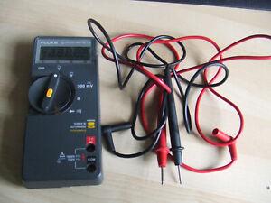 FAULTY SPARES?? - Fluke 70 Series II Digital Multimeter