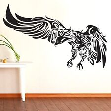 One Large eagle Wall Decor Removable Vinyl Decal Kids Sticker Art DIY Mural