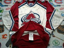 Rare Pro 52 Vintage First Season 1996 Starter NHL Colorado Avalanche Jersey